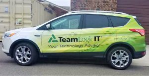 partial vehicle graphics